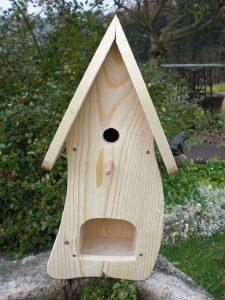 Vogelhaus-Nistkasten Kombi2