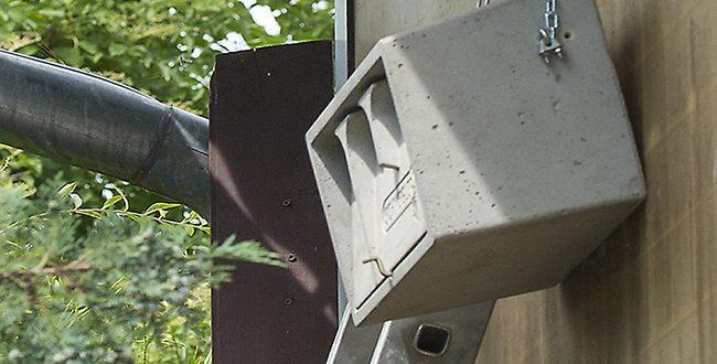 Spatzen Nistkasten-Schwegler