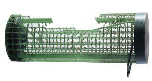Futtersilo - Plastik